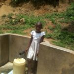 The Water Project: Shikoti Community B -  Purity Khavai
