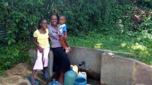 The Water Project:  Rice Russel And Sarah Opanga