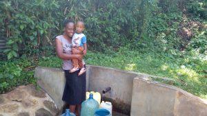The Water Project:  Sarah Opanga