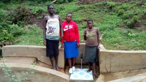 The Water Project:  Lucy Wasike And Violet Musanga