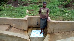 The Water Project:  Violet Musanga