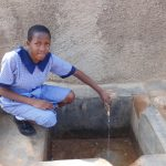 The Water Project: Chief Mutsembe Primary School -  Chatex Kavere