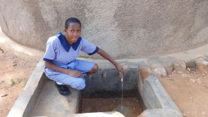 The Water Project:  Chatex Kavere
