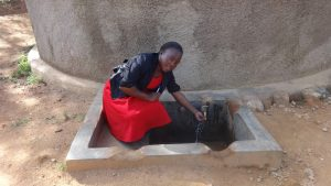 The Water Project:  Doreen Muchalwa