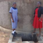 The Water Project: Chief Mutsembe Primary School -  Doreen Muchalwa And Chatex Kavere
