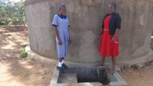 The Water Project:  Doreen Muchalwa And Chatex Kavere