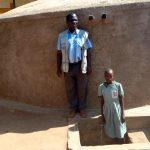 The Water Project: Eshilakwe Primary School -  Josphat Kihima And Aluine Omungala