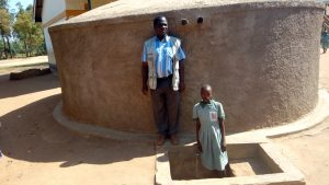 The Water Project:  Josphat Kihima And Aluine Omungala