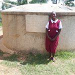 The Water Project: Bukura Primary School -  Laura Madolyne A Student At Bukura Primary School