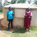 The Water Project: Bukura Primary School -  Thumbs Up For Reliable Water