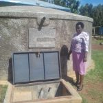 The Water Project: Friends Emanda Secondary School -  Schools Principal Mary Madengeya