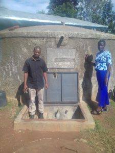 The Water Project:  Teachers In Charge Of Sanitation At Emanda School