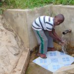 The Water Project: Bushevo Community -  James Enani
