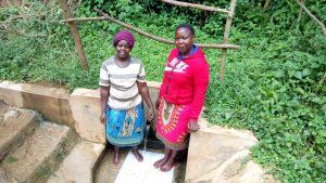 The Water Project:  Alaxine Namusasi