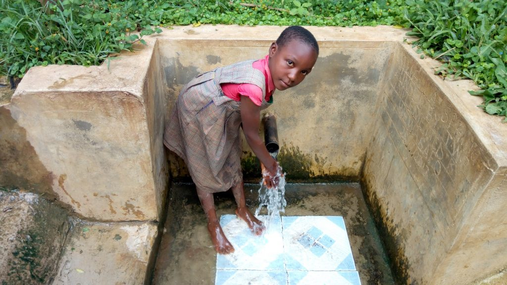 The Water Project : kenya4845-mercy-diodio