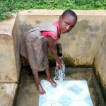 The Water Project: Hondolo Community, Musila Spring -  Mercy Diodio