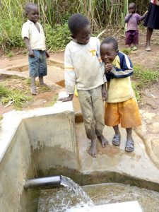 The Water Project:  Excitement Of Clean Water