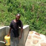 The Water Project: Shivagala Community, Paul Chengoli Spring -  Doreen Makokha