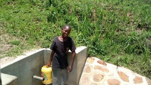 The Water Project:  Doreen Makokha