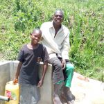 The Water Project: Shivagala Community A -  Doreen And Stephen