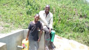 The Water Project:  Doreen And Stephen