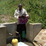 The Water Project: Shivagala Community, Paul Chengoli Spring -  Stephen Chengoli