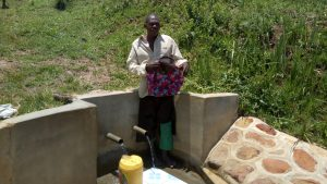 The Water Project:  Stephen Chengoli