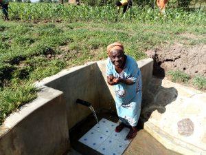 A Year Later: Timbito Community, Wakamu Spring