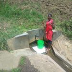 The Water Project: Eshiakhulo Community -  A Year With Water