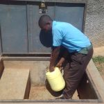 The Water Project: Friends Emanda Secondary School -  A Year With Water