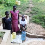 The Water Project: Shitungu Community C -  A Year With Water