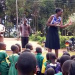 The Water Project: Gemeni Salvation Primary School -  Dental Hygiene Training