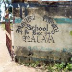 The Water Project: Mavusi Primary School -  School Gate