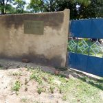 The Water Project: Shivanga Primary School -  School Gate