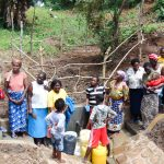 The Water Project: Isembe Community, Amwayi Spring -  Spring Management Training