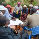 The Water Project: Mbakoni Community A -  Training