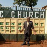 The Water Project: Green Mount Primary School -  Headteacher Wetika Maina