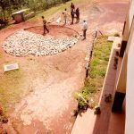 The Water Project: Kwirenyi Secondary School -  Construction