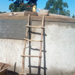 The Water Project: Muyere Primary School -  Tank Construction