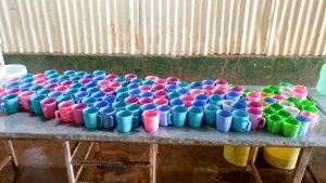 The Water Project:  Drinking Cups