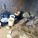 The Water Project: Shivanga Primary School -  Inside Kitchen