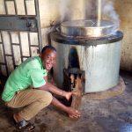The Water Project: Green Mount Primary School -  School Cook