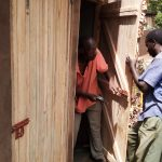 The Water Project: Gemeni Salvation Primary School -  Latrine Construction