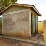The Water Project: Shivanga Primary School -  Latrines