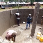The Water Project: Viyalo Primary School -  Tank Construction