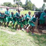 The Water Project: Mavusi Primary School -  Latrines