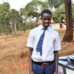 The Water Project: Ndoo Secondary School -  Anthony Nzomo