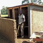 The Water Project: Lusiola Primary School -  Latrine Construction