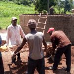 The Water Project: Gemeni Salvation Primary School -  Tank Construction