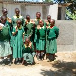 The Water Project: Muyere Primary School -  Finished Latrine